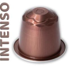 Capsules compatibles Intenso pour les cafetières Nespresso ®